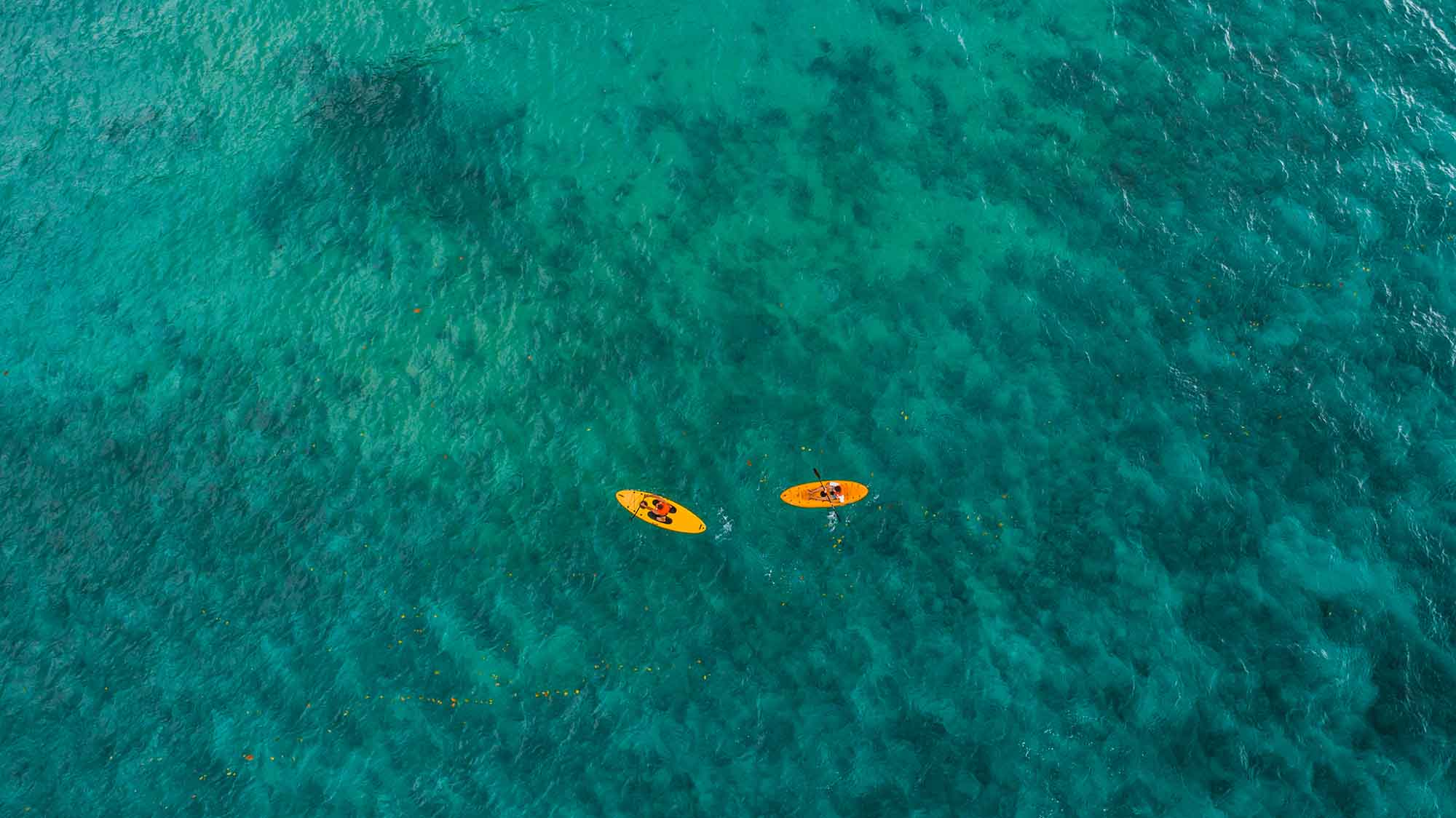 Water Sport Aerial Photography