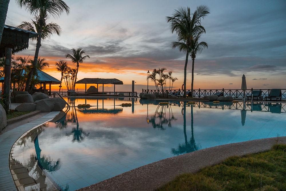 hotel photography - Berjaya Tioman Resort
